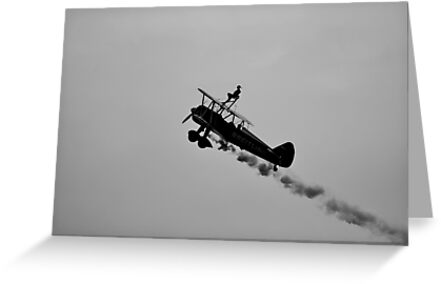 Wingwalker. by MutaPhotography