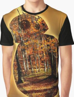 BB8 roll through the woods Graphic T-Shirt