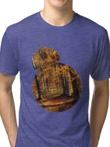 BB8 roll through the woods Tri-blend T-Shirt