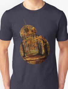 BB8 roll through the woods T-Shirt