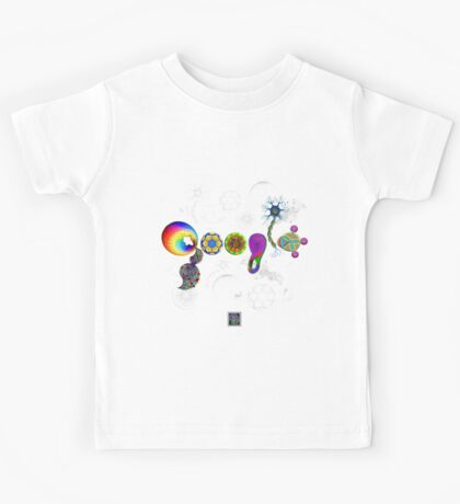 """The STEM of Google 3""© Kids Tee"