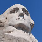 George Washington, Mount Rushmore National Memorial .3 by Alex Preiss