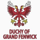 Duchy of Grand Fenwick - Coat of Arms by Chunga