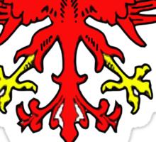 Duchy of Grand Fenwick - Coat of Arms Sticker