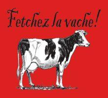 Fetchez la Vache - Fetch the Cow  Kids Clothes