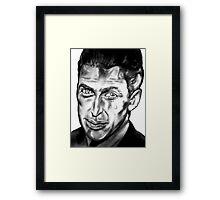 Jimmy Stewart Framed Print