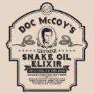 Doc McCoy's Genuine Snake Oil Elixir by M Dean Jones