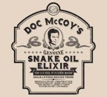 Doc McCoy's Genuine Snake Oil Elixir by M Dean Jones
