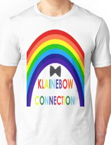 Glee Klainebow Connection Unisex T-Shirt