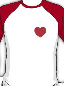 I Heart Otaku (Vertical) ~ Japanese Geek  T-Shirt