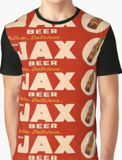 JAX BEER OF NEW ORLEANS Graphic T-Shirt
