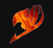 Fairy Tail Logo Fire Unisex T-Shirt