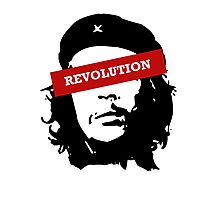 Revolution is HERE! Photographic Print