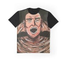 Agony Spiral Graphic T-Shirt