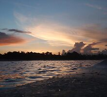 Surfing Sunrise - Bali by cactus82