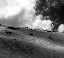 ski slope by geophotographic