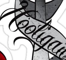 Hooligan Tattoo  Sticker