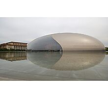 Perfoming Arts Centre, Beijing Photographic Print