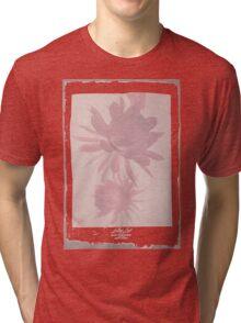 Negative Bloom Tri-blend T-Shirt
