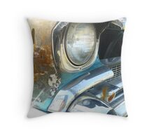 Rusty Throw Pillow