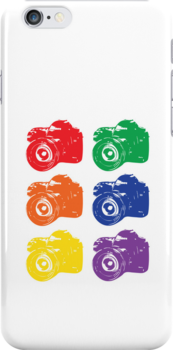ROYGBV Camera by CrimzonRave