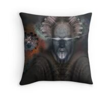 The Seer Throw Pillow
