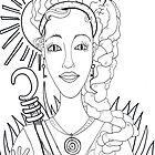 Goddess of Courage by Deb Coats