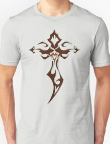 Tribal Cross Unisex T-Shirt