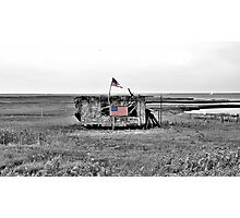 The Shack in LBI Part Deux . .  Photographic Print