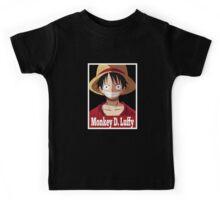 Monkey D. Luffy OB Kids Tee