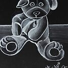 Hey Ted  by Tracey Pearce