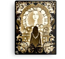 The Future Will Be A Wondrous Place Metal Print