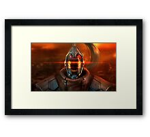 Master Yi Project Framed Print