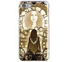 The Future Will Be A Wondrous Place iPhone Case/Skin