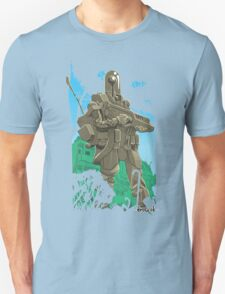 Robotic Warfighter MK.5D (devGrob) Unisex T-Shirt