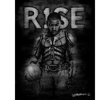 """R1SE"" Photographic Print"