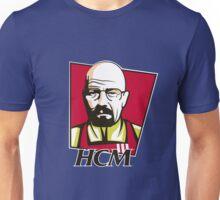 Heisenberg Cooked Methamphetamine Unisex T-Shirt