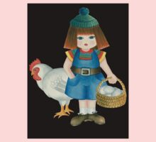 doll and chicken Kids Clothes