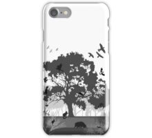 Support Native Animal Rescue iPhone Case/Skin