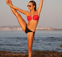 Ballet by the sea 1 by Basiliss