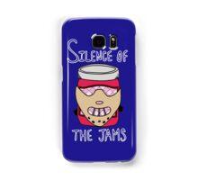 Silence of the Jams Samsung Galaxy Case/Skin