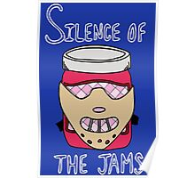 Silence of the Jams Poster