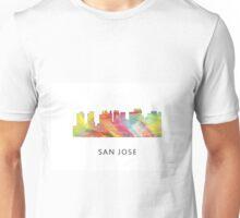 San Jose Skyline WB1 Unisex T-Shirt