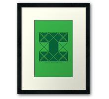 Design 209 Framed Print