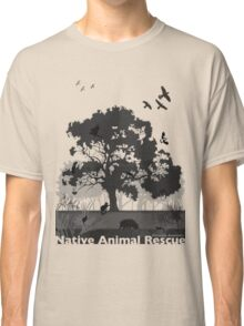 Support Native Animal Rescue Classic T-Shirt