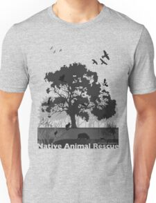 Support Native Animal Rescue Unisex T-Shirt
