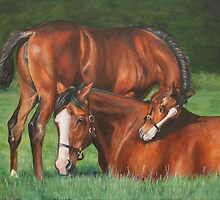 Bonding by Stephanie Greaves
