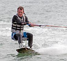 Board Surfer by DonMc