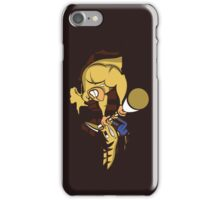 Combat to the death iPhone Case/Skin