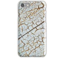 Rusty metal surface to use as a background iPhone Case/Skin